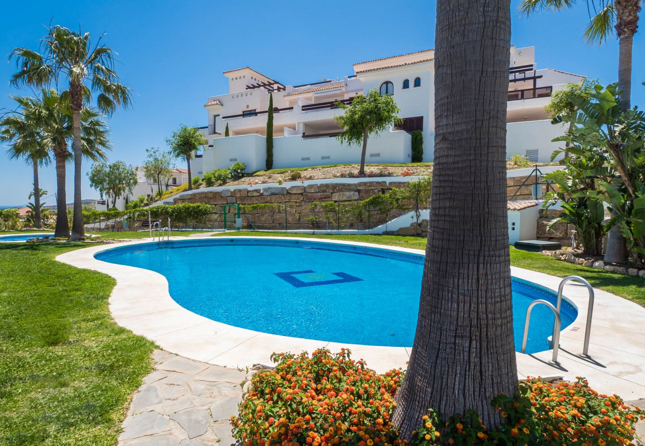 Zapholiday - 2246 - Casares apartment rental - swimming pool