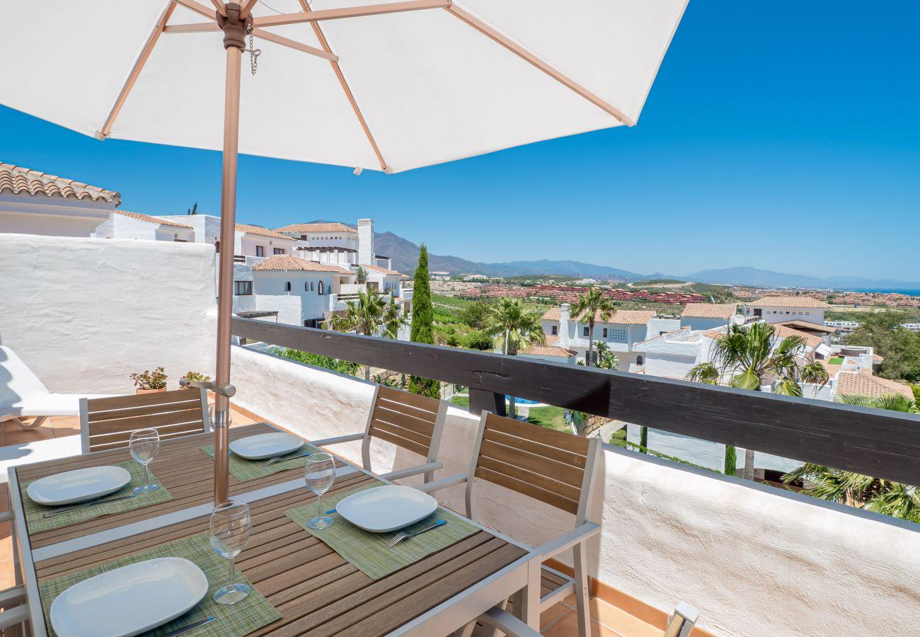Zapholiday - 2246 - Casares apartment rental - terrace