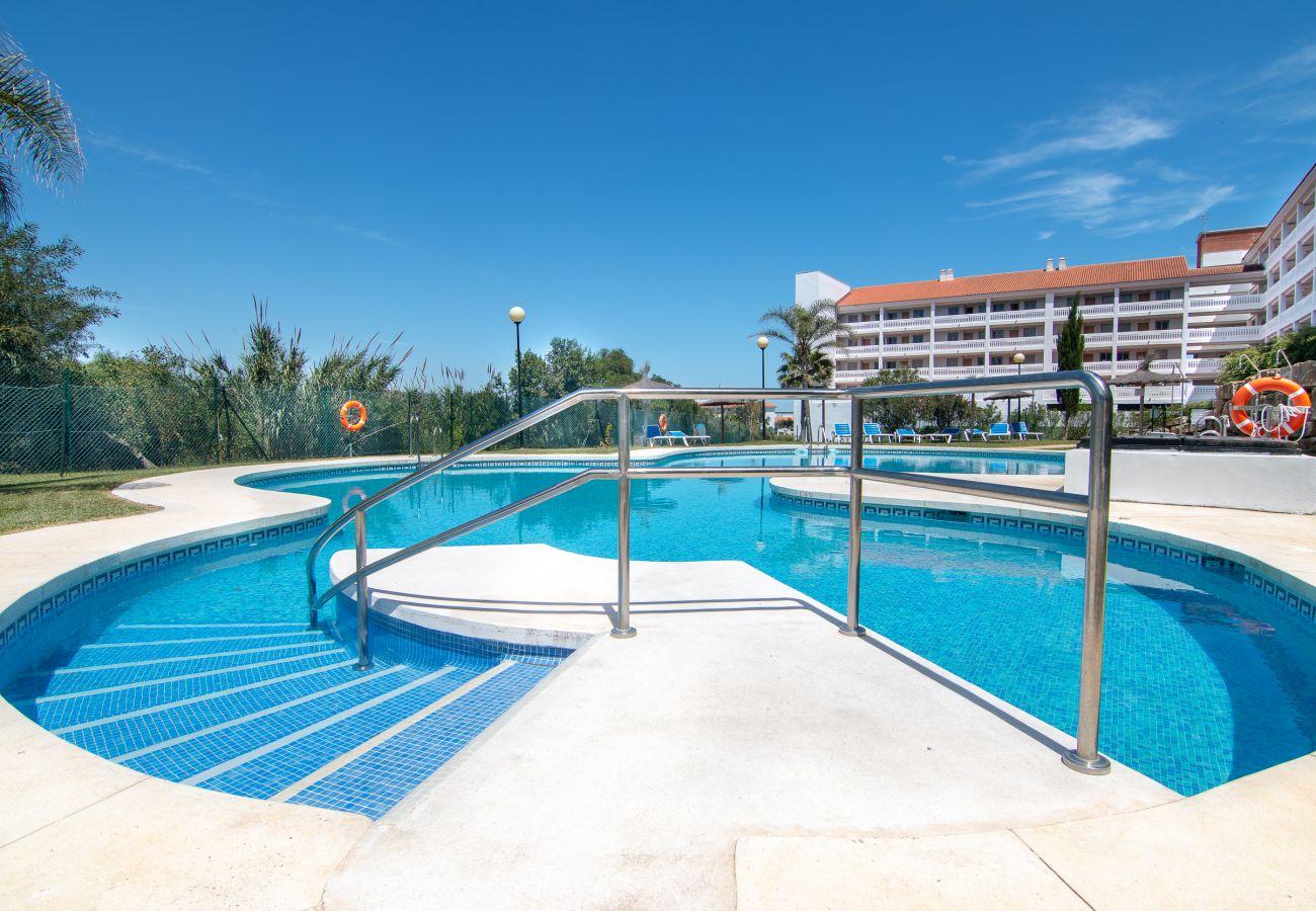 Zapholiday - 2243 - Manilva apartment rental - swimming pool