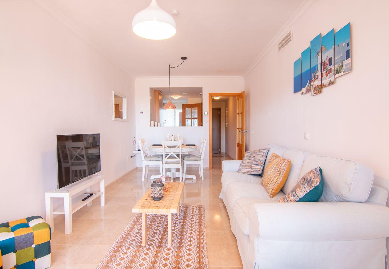 Zapholiday - 2243 - Manilva apartment rental - living room