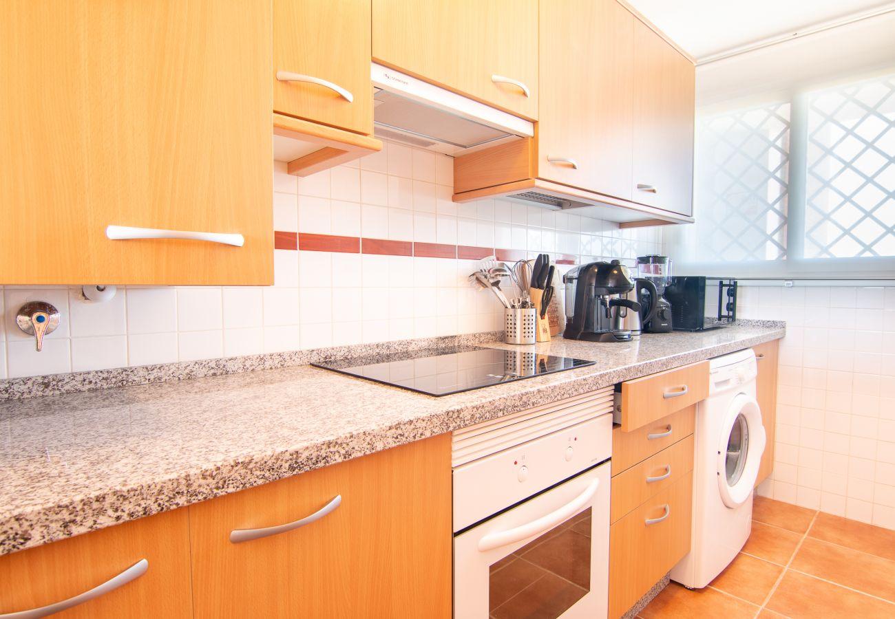 Zapholiday - 2243 - Manilva apartment rental - kitchen
