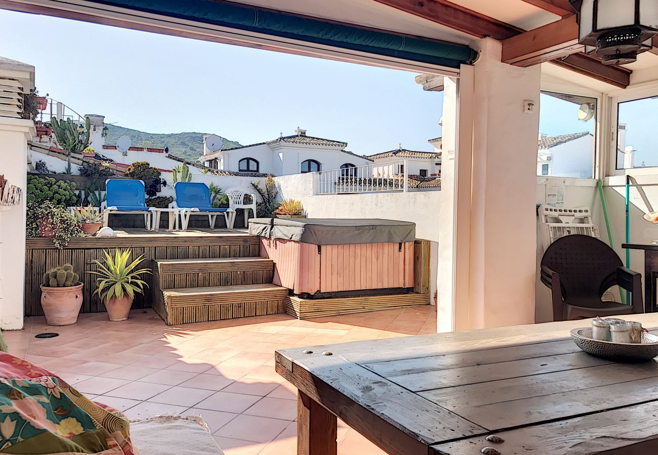 Apartment in Manilva - La Dorada 2257
