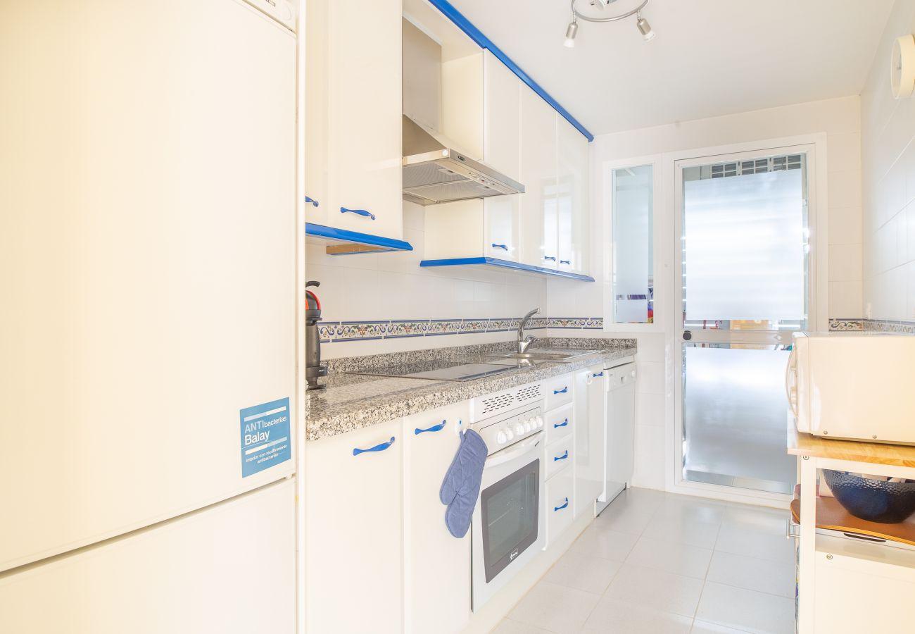 Apartment in Manilva - Marina Real 2261