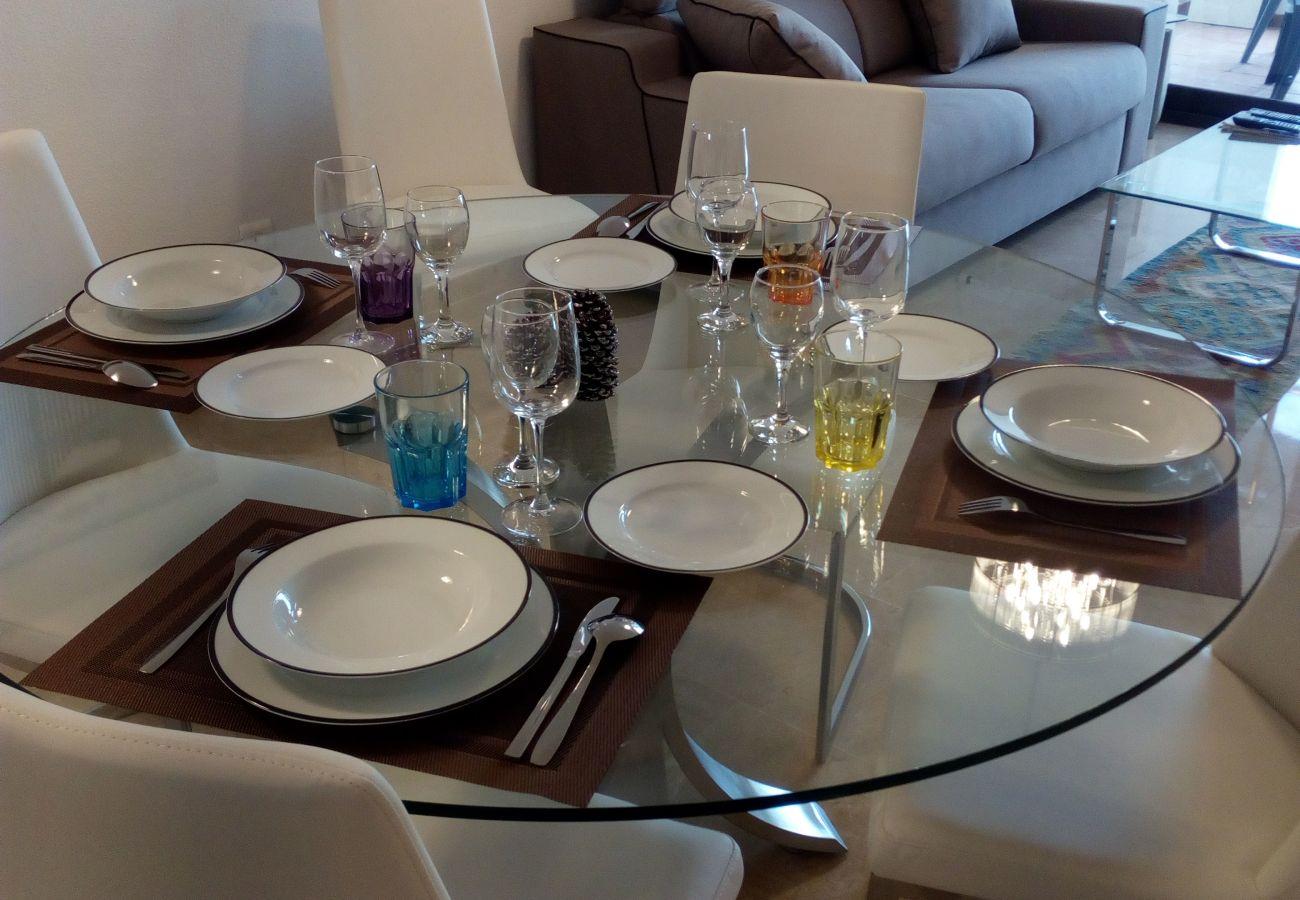Apartment in Manilva - Marina Real 2252