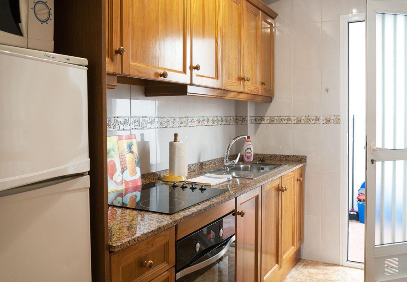 Zapholiday - 3001 - Orihuela Costa- apartment rental - kitchen