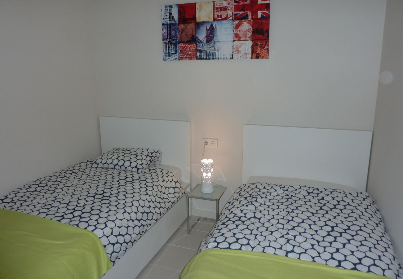 Zapholiday  -  3011  -  Orihuela Costa apartment, Costa Blanca  –  bedroom