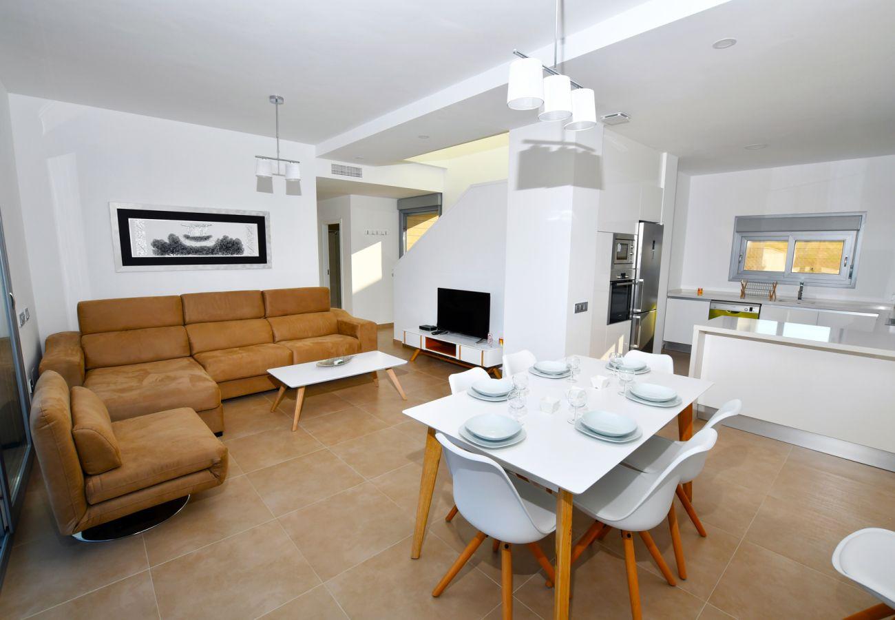Villa in Orihuela - 3021 Vistabella-Malibu 3021