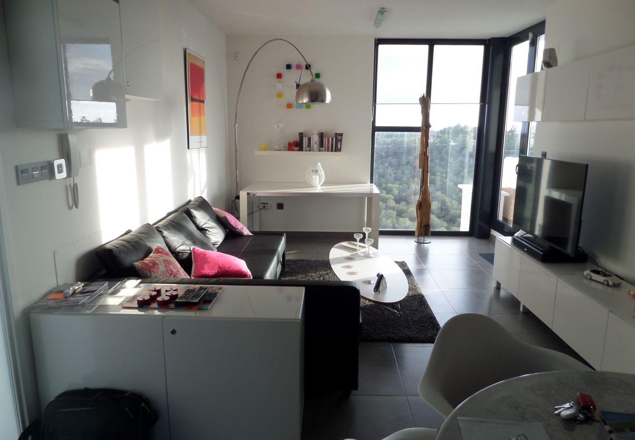 Zapholiday - 3026 - Golf Las Ramblas apartment, Costa Blanca - living room