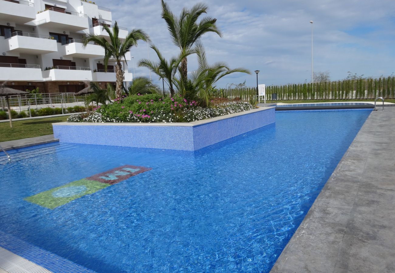 Zapholiday - 3056 - Terrazas de Campoamor apartment, Costa Blanca - swimming pool