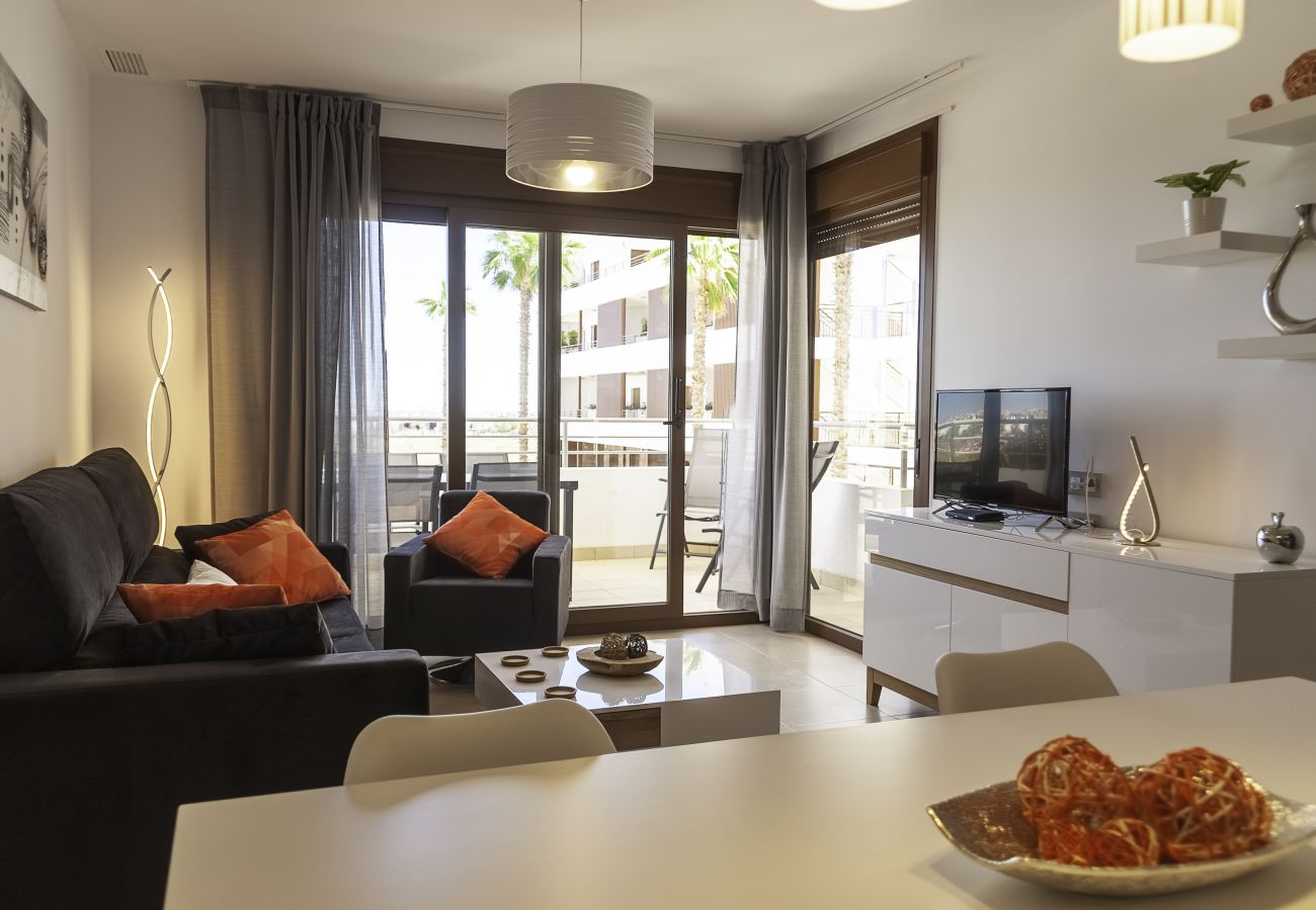 Zapholiday - 3056 - Terrazas de Campoamor apartment, Costa Blanca - living room