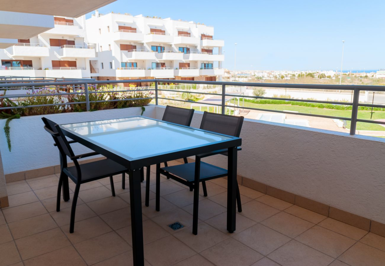 Zapholiday - 3056 - Terrazas de Campoamor apartment, Costa Blanca - terrace