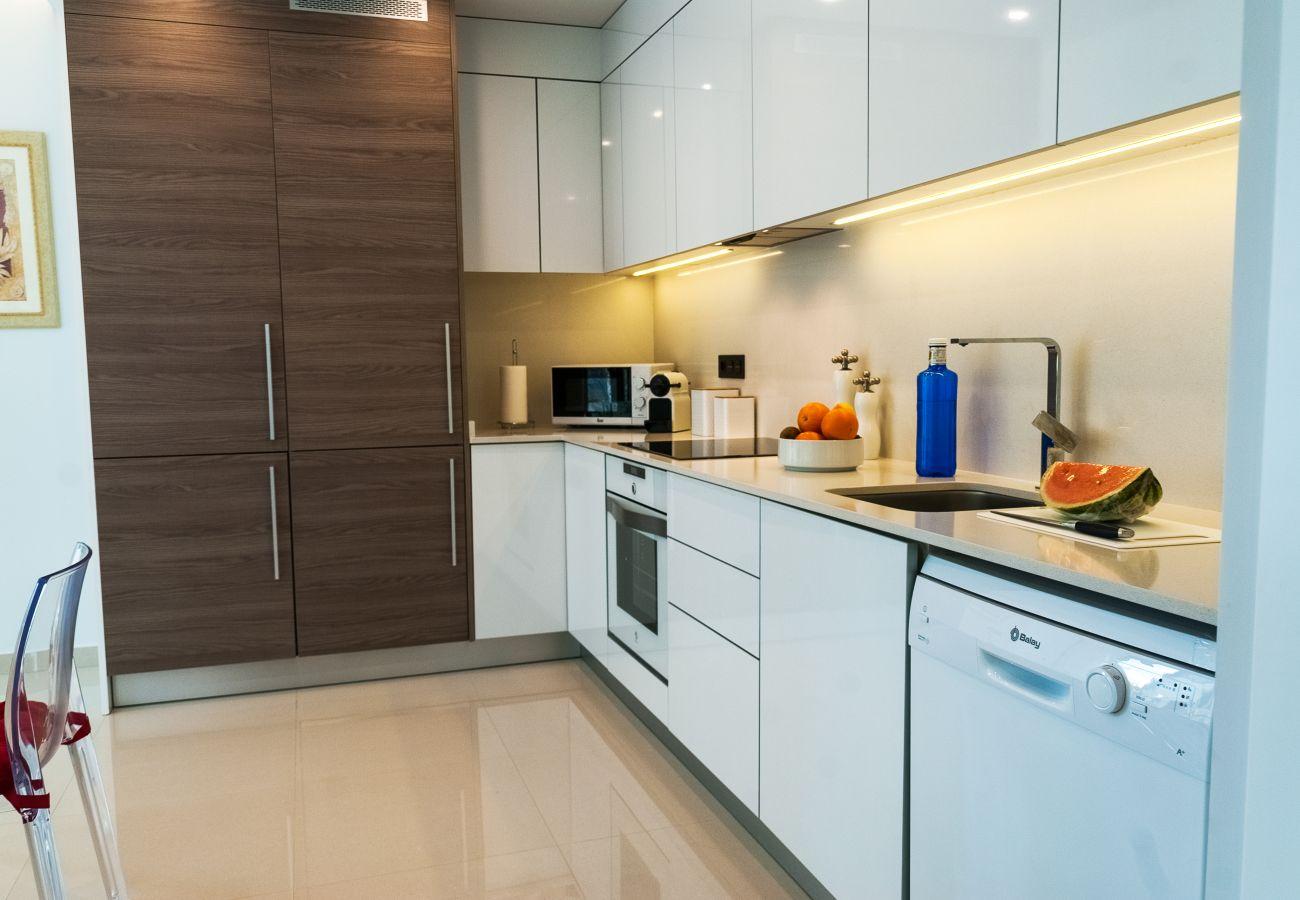 Zapholiday  –  3019  -  villa Algorfa, Alicante - kitchen