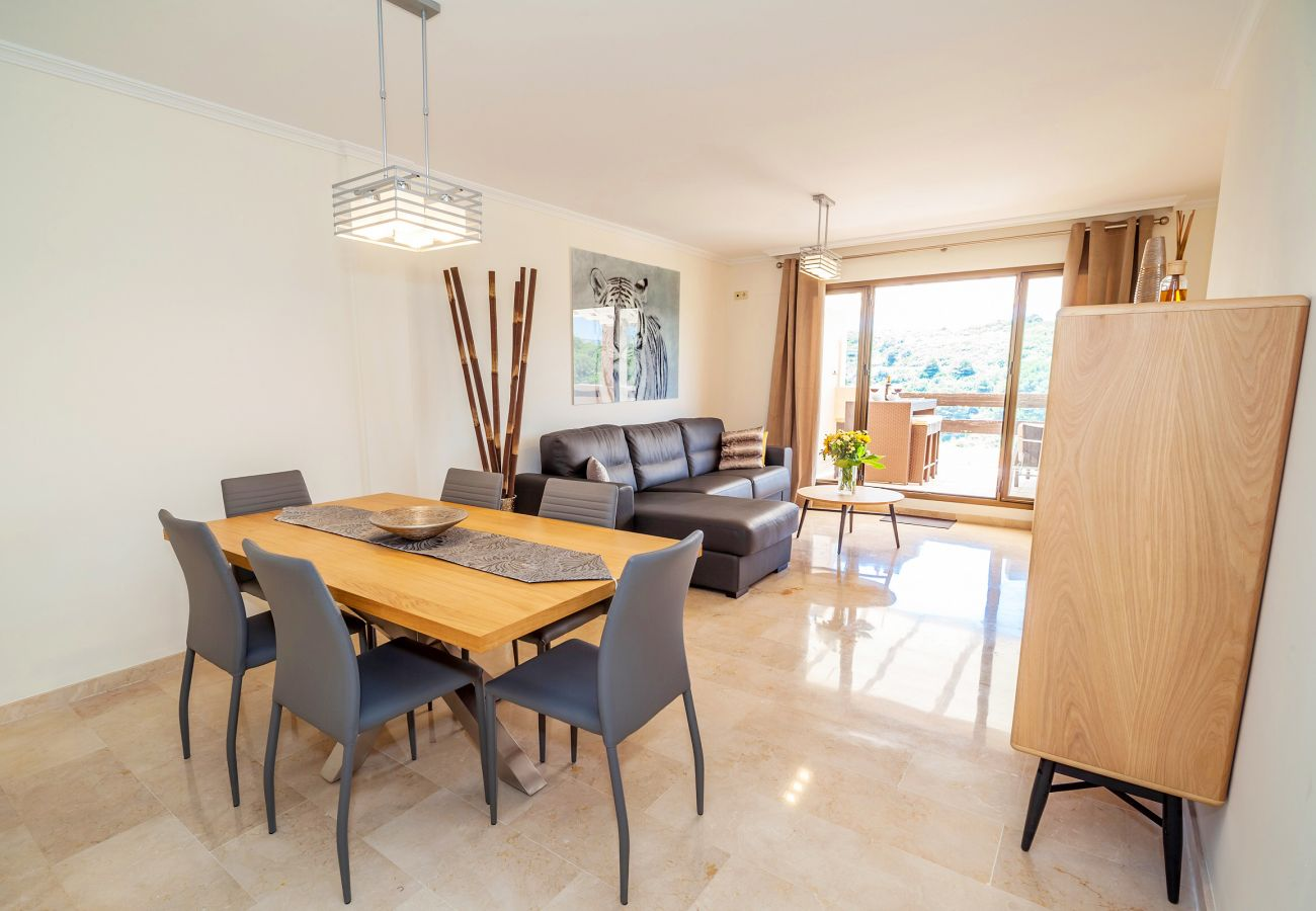 Apartment in Casares - Viñas Del Golf 2279