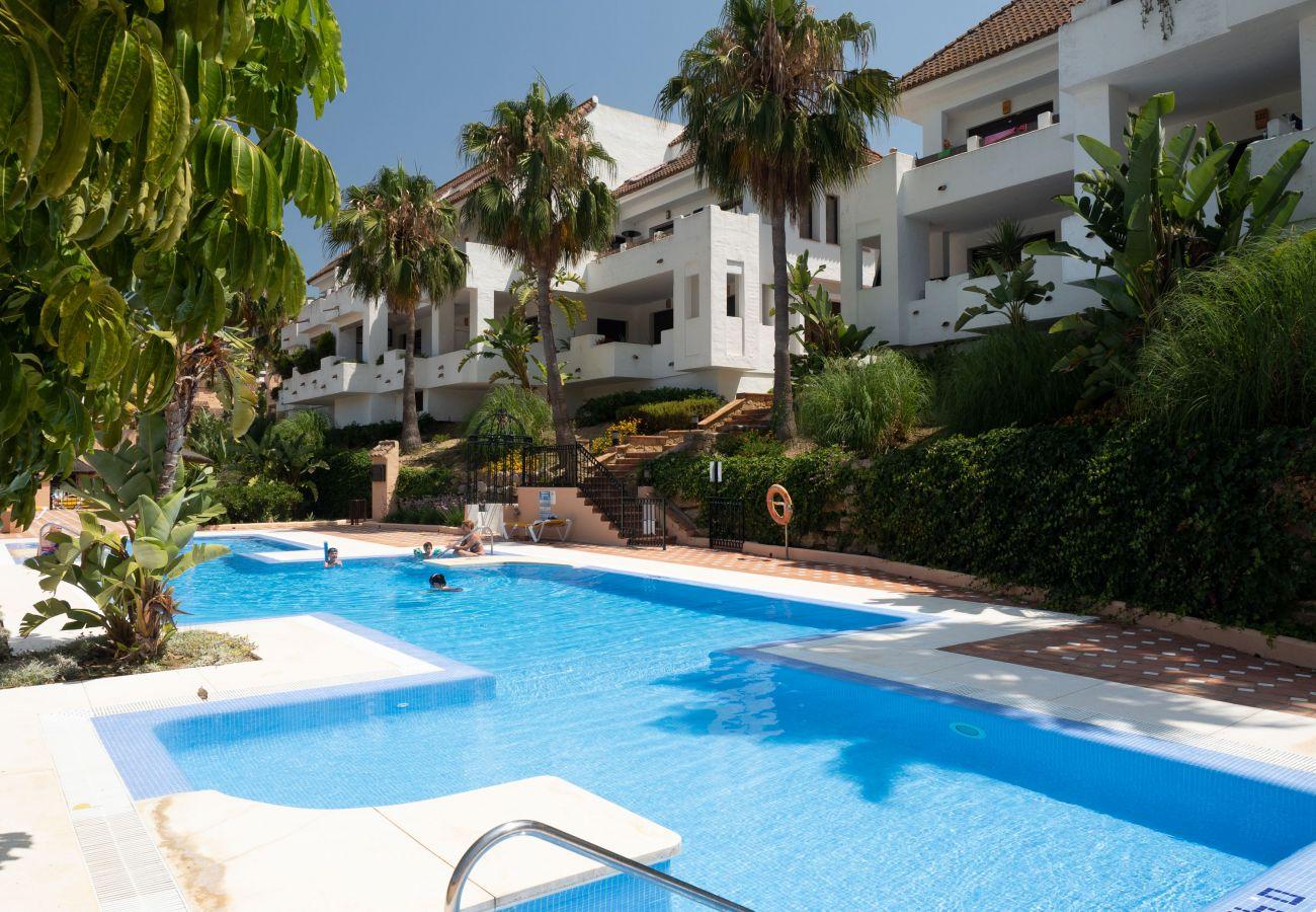 Zapholiday - 2290 - apartment rental La Duquesa, Costa del Sol - swimming pool