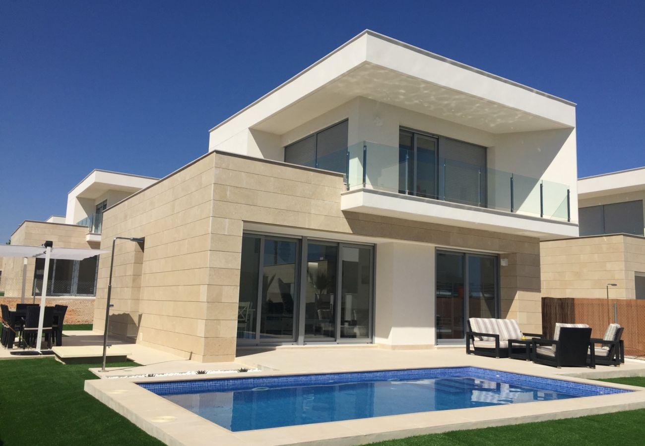 Zapholiday  –  3018  -  villa Orihuela, Alicante  -  swimming pool