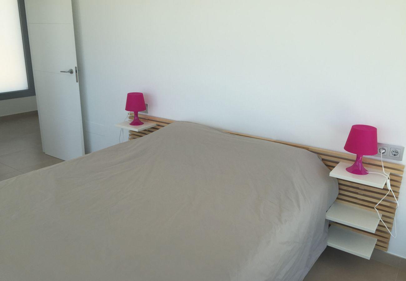 Zapholiday - 3018 - villa Orihuela, Alicante - bedroom
