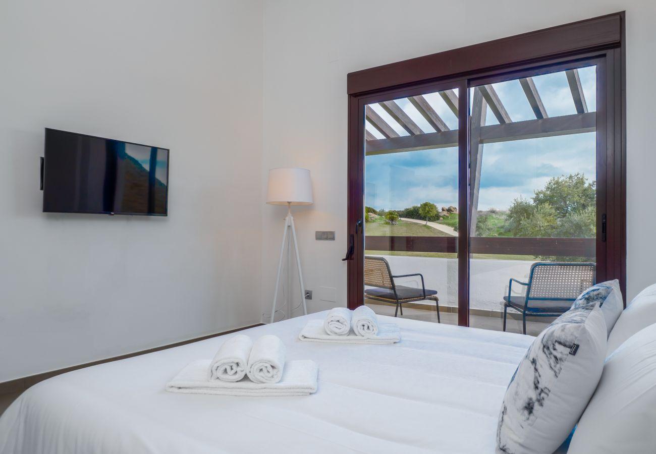Zapholiday - 2301 - Villa Estepona, Costa del Sol - bedroom