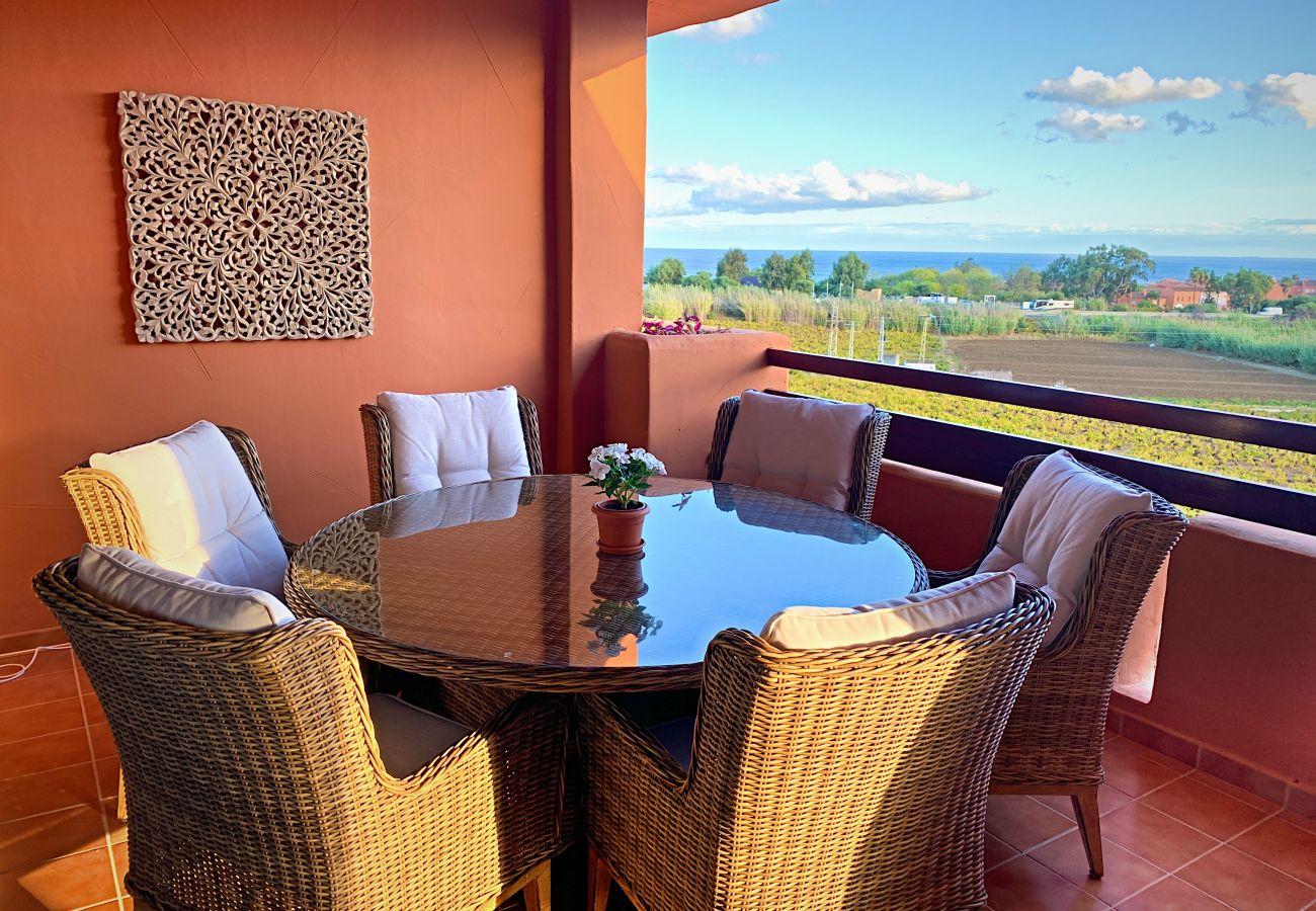 ZapHoliday - 2303 - apartment rental in Manilva, Costa del Sol - terrace
