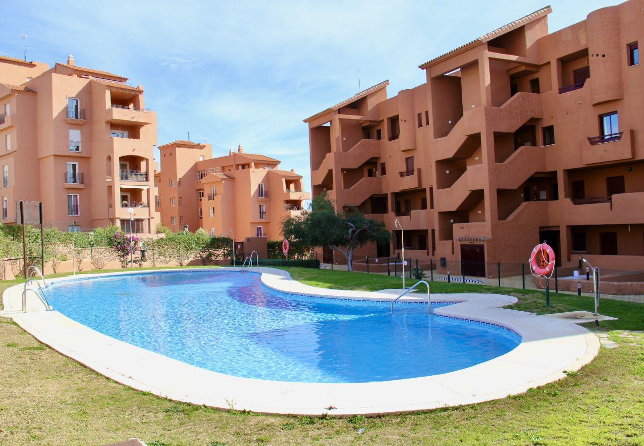 ZapHoliday - 2303 - apartment rental in Manilva, Costa del Sol - swimming pool