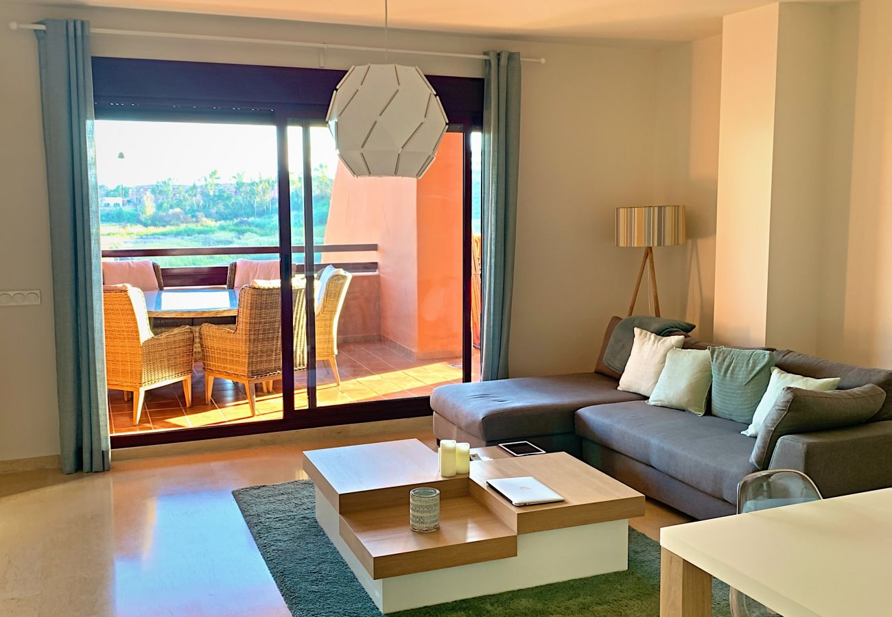 ZapHoliday - 2303 - apartment rental in Manilva, Costa del Sol - living room